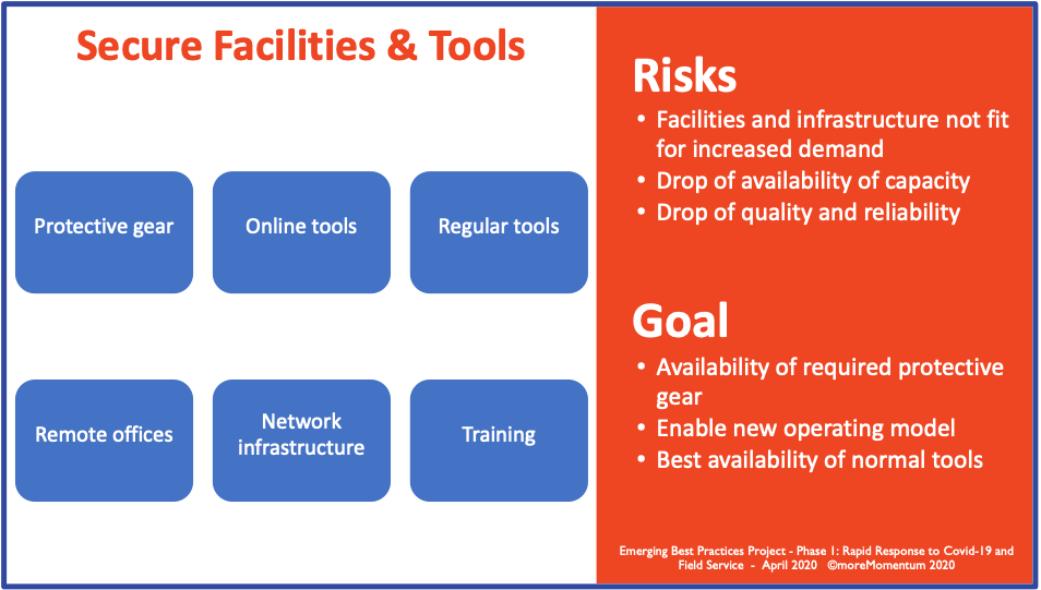 phase-1-rapid-response-covid-operations-secure-facilities-tools