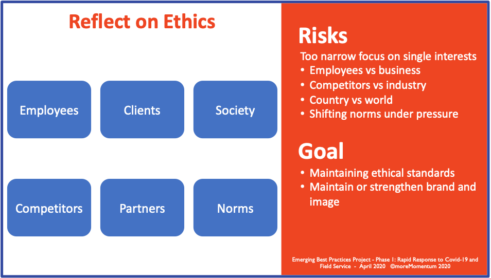 phase-1-rapid-response-covid-safety-reflect-on-ethics